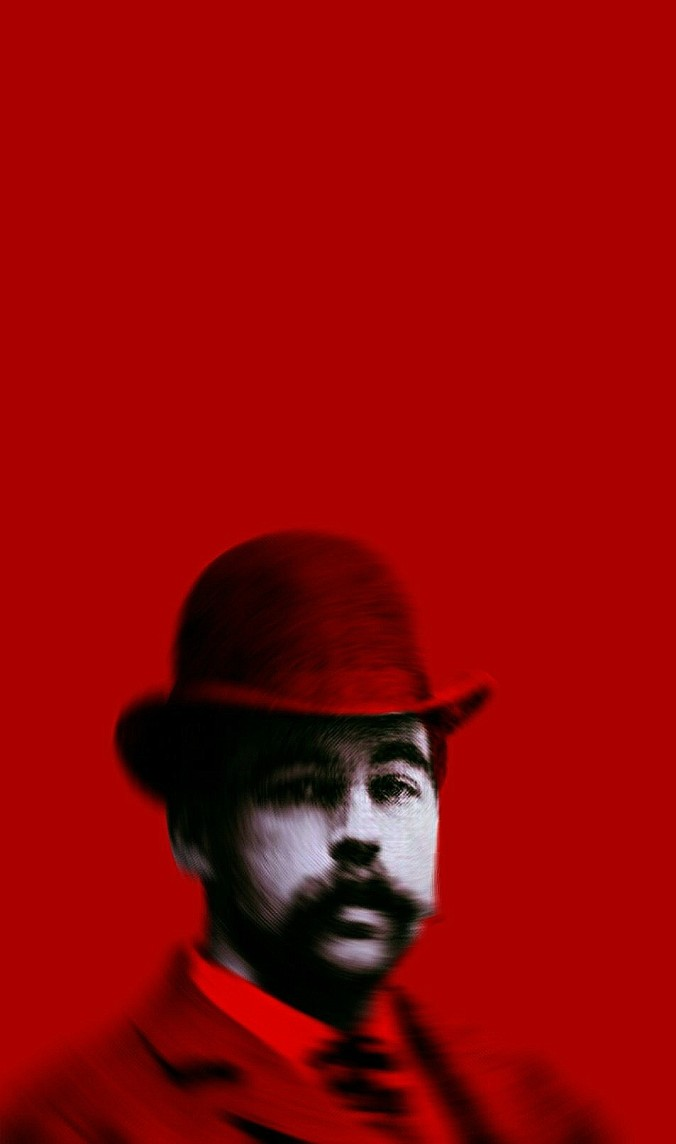HH Holmes cover