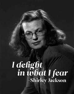 shirley jackson fear